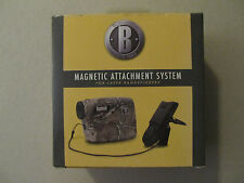 New Magnetic Attachment System for Laser Rangefinders, Bushnell Scout 1000ARC