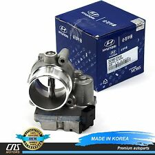GENUINE Throttle Body for 04-11 Hyundai Santa Fe Sportage Diesel OEM 35100-27410