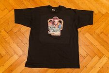 Vintage 1981 Fall Guy Lee Majors Single Stitch Heat Transfer T-Shirt Size XL