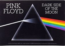 Pink Floyd DSOTM Vinyl Sticker 125mm X 90mm (cv)