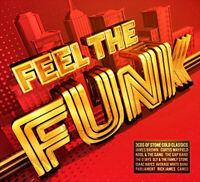 SOUL MUSIC * 57 CLASSIC FUNK HITS * New 3-CD Boxset * All Original Hits