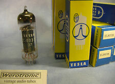 Tesla EL803S geprüft tested gut EL 803 s  NOS tube