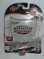 #18 BOBBY LABONTE INTERSTATE BATTERIES 2005 CHEVY TEST CAR HOOD SERIES 1:64
