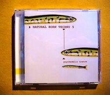 Nova Zembla - NZ 079 CD - Natural Born Techno 5: Psychedelic Trance - Goa Trance