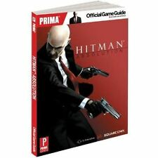 ELDORADODUJEU >>> GUIDE OFFICIEL HITMAN ABSOLUTION XBOX 360 PS3 PC NEUF VF