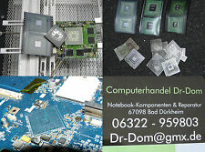 Toshiba Satellite L500D L550D  Reparatur Mainboard Grafikchip / Northbridge
