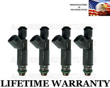Genuine Denso Set Of 4 Fuel Injectors for Saturn Pontiac Chevy 2.2L 2.4L