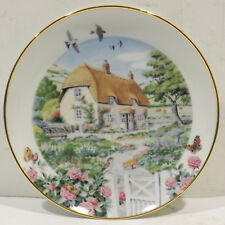Rose Cottage by Peter Banett - The Franklin Mint Heirloom Recommendation