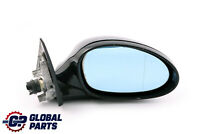 BMW 3 Series 3 E90 M Sport High Gloss Right Wing Mirror O/S Black Sapphire 475