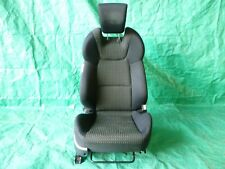 09 10 11 12 HYUNDAI GENESIS COUPE PASSENGER/RIGHT FRONT CLOTH SEAT OEM