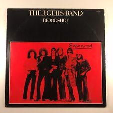 The J. Geils Band ~ Bloodshot VG+ / VG SW 95095