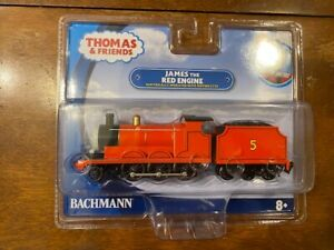 Ho Electric Trains - James by Bachmann