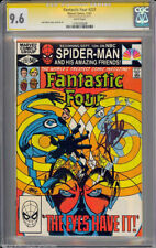 FANTASTIC FOUR #237 CGC 9.6 SS STAN LEE SINGLE HIGHEST GRADED CGC #1191203028