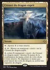 MTG Magic FRF - Crucible of the Spirit Dragon/ Creuset dragon-esprit, French/VF