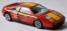 Ferrari 348 TB Evoluzione #177 rojo rojo 1:43 Bburago