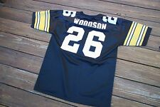 Vintage Pittsburgh Steelers Rod Woodson Adult large Jersey by Logo Athletics