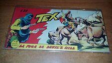 TEX STRISCIA SERIE GIALLA  n°  9- ORIGINALE OTTIMA-1955 - FS1