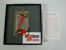 2003 Helio Castroneves CARA Charities Christmas Ornament IndyCar