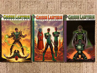 Green Lantern Emerald Dawn I & II & Emerald Twilight - New Dawn DC TPB Lot Set