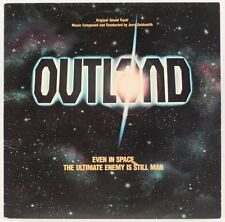 Outland (Original Motion Picture Soundtrack)  Jerry Goldsmith Vinyl Record
