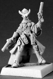 LIRIANNE GUNSLINGER - PATHFINDER REAPER figurine miniature rpg jdr metal 60085