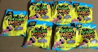 Sour Patch Kids Tropical 7-Packs 5 OZ Each Best By Date Jan. 2020