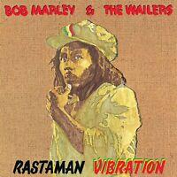 BOB & THE WAILERS MARLEY - RASTAMAN VIBRATION (LIMITED LP)  VINYL LP NEW
