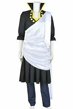 Fairy Tail Zeref Uniform Outfit Halloween Cosplay Costume Custom Made