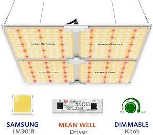 Spider Farmer Sf 4000 Vollspektrum Growlight LED Indoor Hydrokultur Leuchtmittel