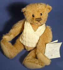 Dean's Rag Book JOSHI Artist Showcase Teddy Bär 28 cm Leontine Craane bear C161