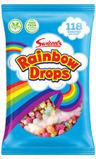 Swizzels Rainbow Drops 32g Bags Full Box Of 24 Sweets