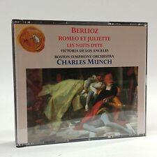 Berlioz: Romeo et Juliette; Les nuits d'ete 2 cd set