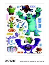 Deko-Wandtattoos & Wandbilder im Kinder-Stil mit Monster fürs Kinderzimmer