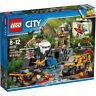 60161 LEGO CITY Mod.SITO DI ESPLORAZIONE NELLA GIUNGLA