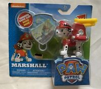 Paw Patrol Action Pack Marshall with Extendable Hook and Pup Badge