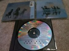 Bob Seger - Against The Wind CD Japan For US