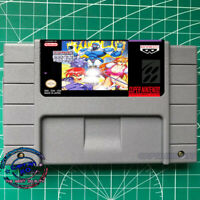 Ghost Chaser Densei  English Version SNES Video Game
