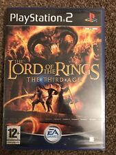 PlayStation 2: Lord Of The Rings - The Third Age (Mint Sealed Condition) UK PAL