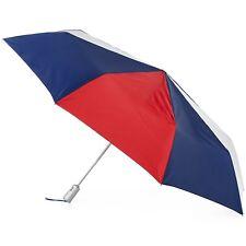 Isotoner totes X-Large Auto Open Close SunGuard NeverWet Umbrella - 8709