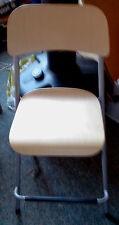 Occasion chaise bar pliante Ikea en bois