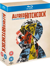 Hitchcock: The Masterpiece Collection (Blu-ray) BRAND NEW!!