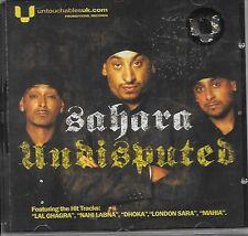 UNDISPUTED SAHARA - NEW UK BHANGRA SOUND TRACK CD