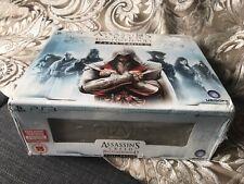 Assassins Creed Brotherhood Codex Edition Ps3 + Bonus Material : Sealed New PAL