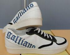 """Galliano"" 100% leather men's designer sneakers size 6.5UK (40EU)"