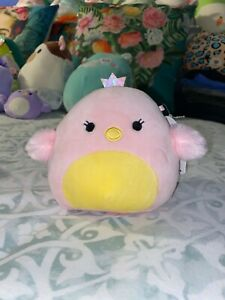 ❤️🥰🐣Extremely Rare 5 Inch Easter Harmony Squishmallow NWT