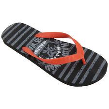 Striped Flip Flops for Men