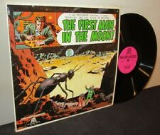 Unknown Artist – The First Man In The Moon - Condition (LP/Sleeve): EX/EX