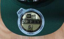 New Era 59/50 New York Jets Ball Cap - Kids Sizes