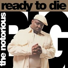 Notorious B.I.G. READY TO DIE Debut Album GATEFOLD Big NEW SEALED VINYL 2 LP
