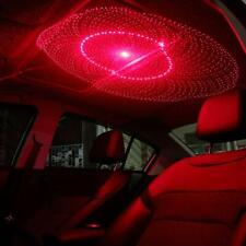 USB Car Interior Atmosphere Starry Sky Lamp Ambient Star Light LED Projector sh